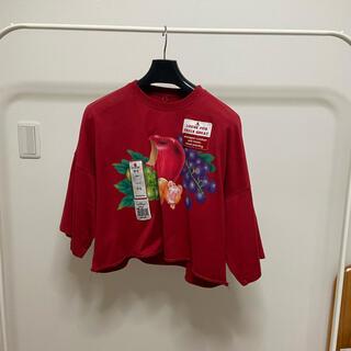 ミハラヤスヒロ(MIHARAYASUHIRO)のdoublet 18ss fruit Tshirt(Tシャツ/カットソー(半袖/袖なし))