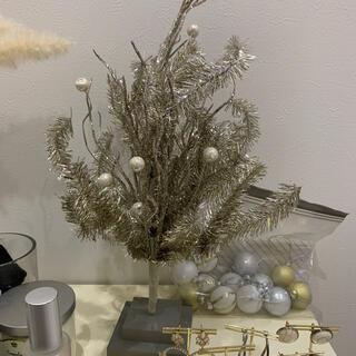 ニトリ(ニトリ)のクリスマスツリー ニトリ 飾りセット(インテリア雑貨)