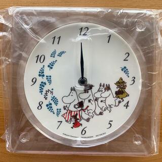 タカラジマシャ(宝島社)のムーミン壁掛け時計(掛時計/柱時計)
