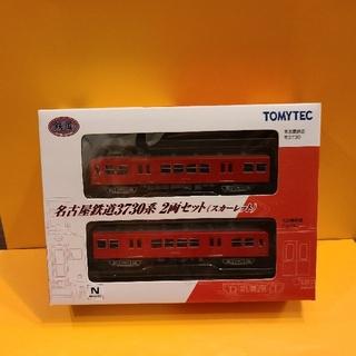 トミーテック 鉄道コレクション 名古屋鉄道3730系 2両セット(スカーレット)(鉄道模型)