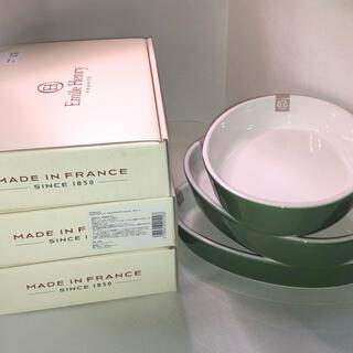 エミールアンリ(EmileHenry)のエミール・アンリ オーバルグラタンディッシュ 3枚セット(食器)