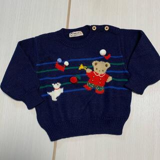 familiar - ファミリア セーター