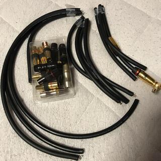 モンスターバッチ用ケーブル11本+α(シールド/ケーブル)