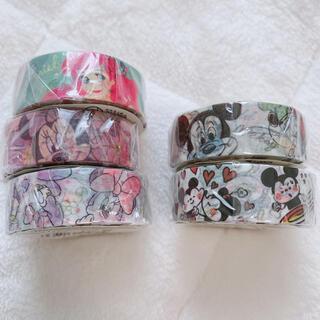 ディズニー(Disney)の【最終値下げ】ディズニー♡マスキングテープまとめ売り(テープ/マスキングテープ)