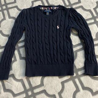 ラルフローレン(Ralph Lauren)のラルフローレン セーター 110(ニット)