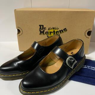コムデギャルソン(COMME des GARCONS)のCOMME des GARCONS×Dr. Martens UK6 (ローファー/革靴)