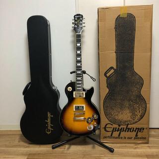 エピフォン(Epiphone)の【値下げ】epiphone Les Paul tribute plus(エレキギター)
