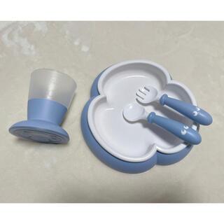 ベビービョルン(BABYBJORN)のbabybjorn  離乳食 食器4点セット(離乳食器セット)