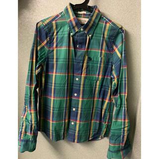 Abercrombie&Fitch - チェックシャツ ネルシャツ