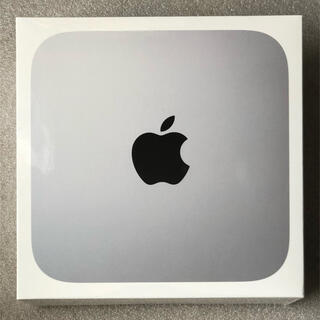 Apple - 【新品・未開封】Apple Mac mini 2020 M1チップ 512GB