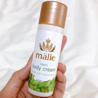マリエオーガニクス(Malie Organics)のマリエオーガニックス ボディークリーム HAWAII malie organic(ボディクリーム)