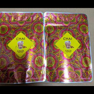 カルディ(KALDI)のKALDI チャイ 2P(茶)