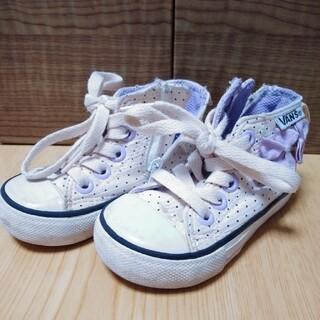 VANS ハイカット 女の子 靴 14cm(スニーカー)