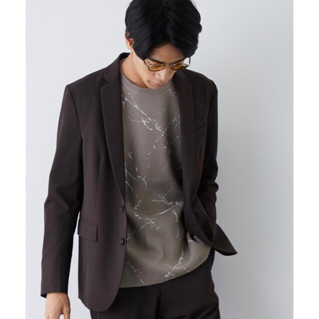 STUDIOUS(ステュディオス)のSTUDIOUS ストレッチユーティリティジャケット 2 メンズのジャケット/アウター(テーラードジャケット)の商品写真