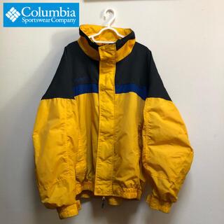 コロンビア(Columbia)のColumbia マウンテンパーカー ビンテージ(マウンテンパーカー)