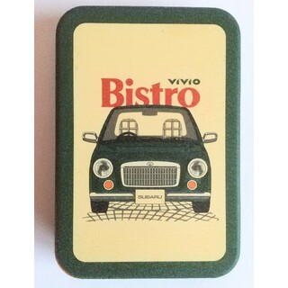 VIVIO Bistro ノベルティ缶ケース(ノベルティグッズ)