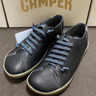 カンペール(CAMPER)の新品 Camper Peu Cami カンペール ペウカミ レザースニーカー(スニーカー)