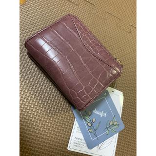 シマムラ(しまむら)の三つ折り財布(プチプラのあや)(財布)