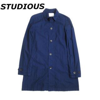 ステュディオス(STUDIOUS)の【SALE】 STUDIOUS コットン ステンカラーコート ステュディオス (ステンカラーコート)