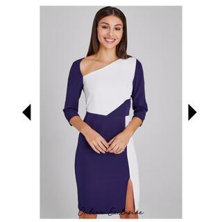 リプシー(Lipsy)のLipsy姉妹ブランド LITTLE MISTRESSドレス(ミディアムドレス)