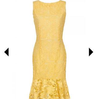 リプシー(Lipsy)のLipsy姉妹ブランド LITTLE MISTRESS マーメイドドレス(ミディアムドレス)