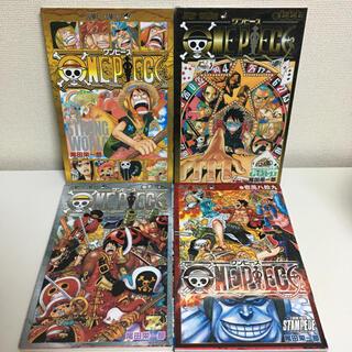 ONE PIECE 劇場入場特典コミック 4冊セット(少年漫画)