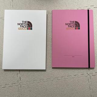 グッチ(Gucci)のTHE NORTH FACE × GUCCI コレクション カタログ(その他)