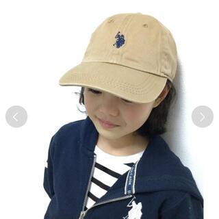 ポロラルフローレン(POLO RALPH LAUREN)のUS POLO /ポロ キッズローキャップ(帽子)