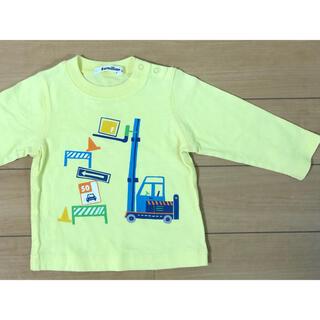 ファミリア(familiar)のfamiliar 80cm ロンT(Tシャツ)