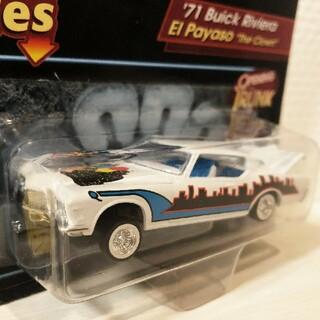 シボレー(Chevrolet)のレベル/'71 Buickビュイック Rivieraリビエラ 1/64 絶版(ミニカー)