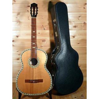 ヤマハ(ヤマハ)のYAMAHA Dynamic Guitar No80 ハードケース付(アコースティックギター)