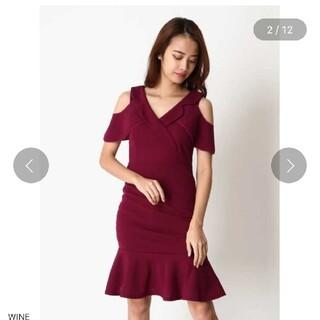 デイジーストア(dazzy store)のDURAS ロングワンピース (ナイトドレス)