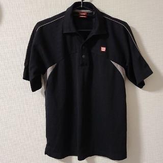 ウィルソン(wilson)のウィルソン 半袖 ポロシャツ Sサイズ テニス 運動 ジム アウトドア(ウェア)