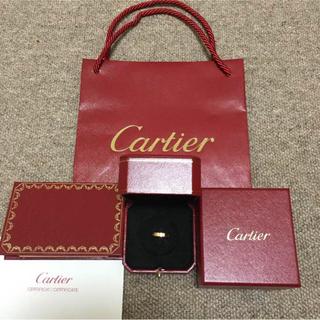 カルティエ(Cartier)の【Musee様専用】カルティエラブリング(リング(指輪))