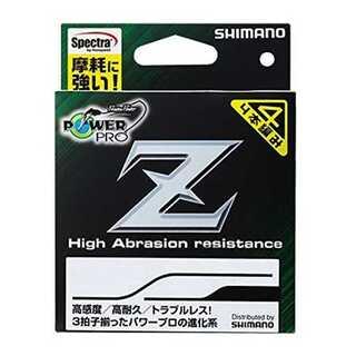 ホワイト0.8号シマノ(SHIMANO) PEライン パワープロ Z 150m (釣り糸/ライン)