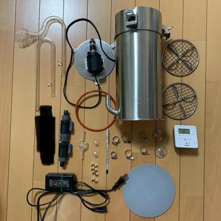 アクアデザインアマノ(Aqua Design Amano)のADA スーパージェットフィルター ES-300 おまけあり(アクアリウム)