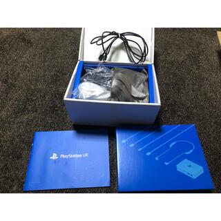 プレイステーションヴィーアール(PlayStation VR)のPlayStation VR プレステ4(家庭用ゲーム機本体)