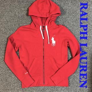 Ralph Lauren - ラルフローレン   ジップアップパーカー M