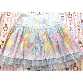 アンジェリックプリティー(Angelic Pretty)のTOY FANTASYスカート(ミニスカート)
