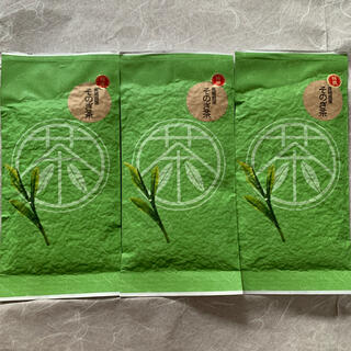 そのぎ茶 特選玉緑茶 100g×3袋 白折80g(茶)