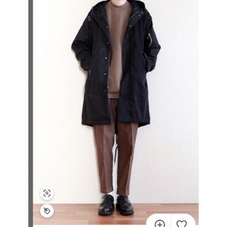 ゆうさま専用 EMMA CLOTHES 全面裏ボア仕様 ロングモッズコート(モッズコート)