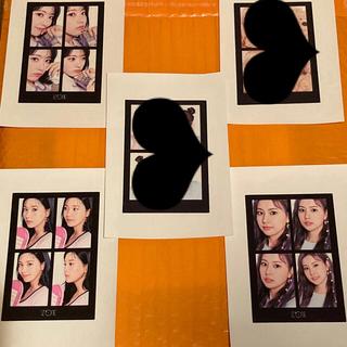 エイチケーティーフォーティーエイト(HKT48)のIZ*ONE フィルムフォトカード(K-POP/アジア)