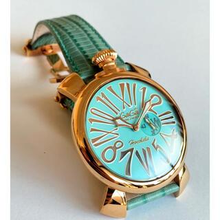 ガガミラノ(GaGa MILANO)のガガミラノ Hawaii限定300本モデル シリアルナンバー65/300(腕時計)