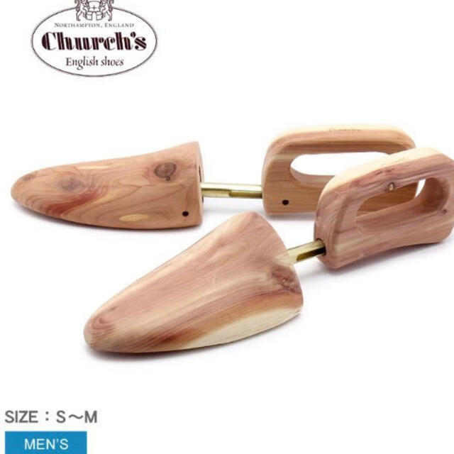 Church's(チャーチ)のChurch's シューツリー【極美品】値下 メンズの靴/シューズ(ドレス/ビジネス)の商品写真