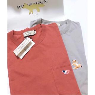 メゾンキツネ(MAISON KITSUNE')の【35000円相当!】メゾンキツネ Tシャツ2枚セット(Tシャツ/カットソー(半袖/袖なし))