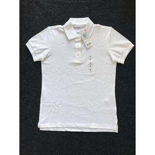 ユニクロ(UNIQLO)のUNIQLO レディース ポロシャツ (ポロシャツ)