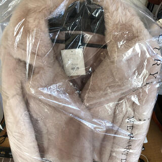マーキュリーデュオ(MERCURYDUO)のMERCURYDUO ファーコート(毛皮/ファーコート)
