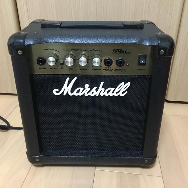 Gibson(ギブソン)のマーシャル 10wアンプ ジャンク 楽器のギター(ギターアンプ)の商品写真
