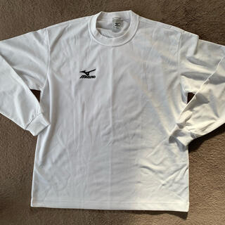 ミズノ(MIZUNO)のMIZUNOミズノ ドライ長袖Tシャツ(トレーニング用品)