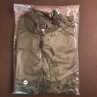 A BATHING APE - エイプ2021年福袋☆新品2XLサイズMA1ジャケット